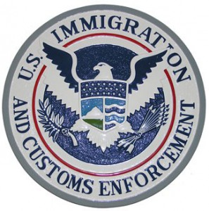 US Immigrations and Customs-seal